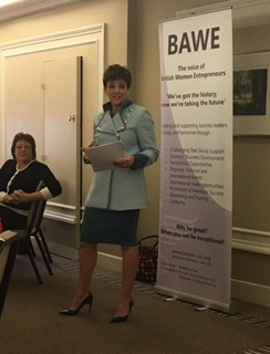 BAWE UK Networking in Mayfair
