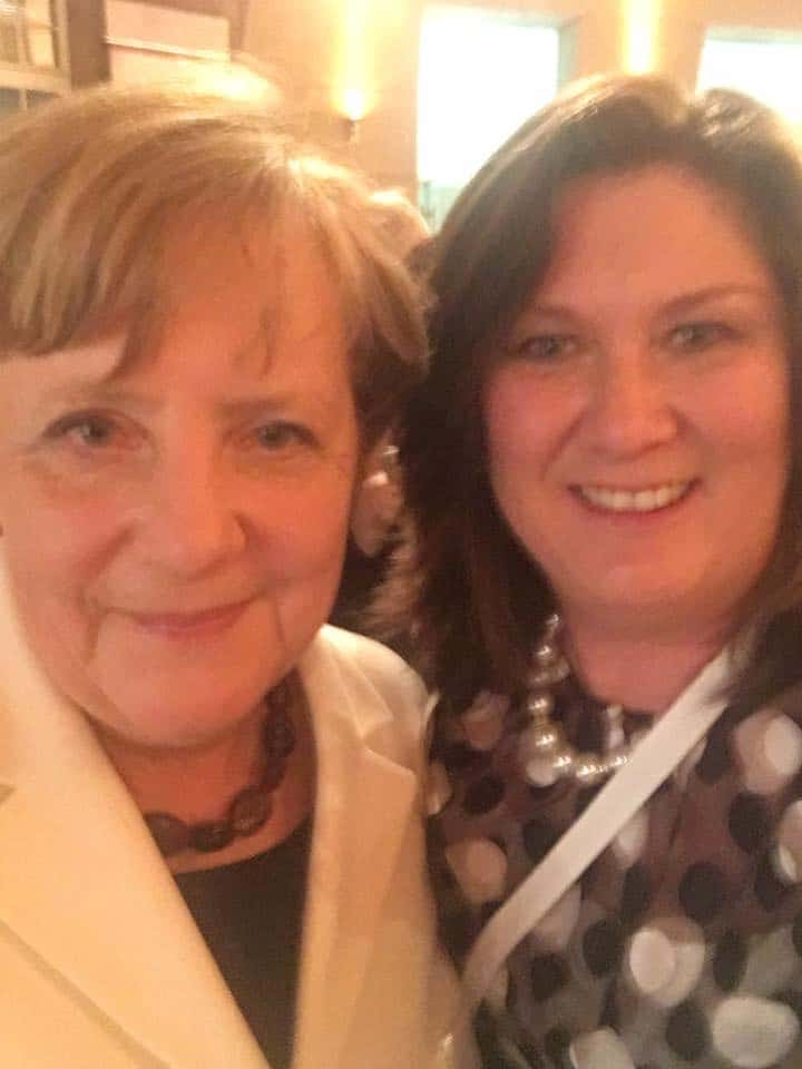 BAWE takes part in gender equality talks for G20