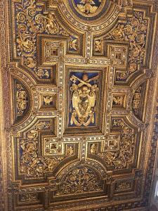 Quirinale Palace ceiling