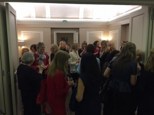 Networking at bawe uk mayfair