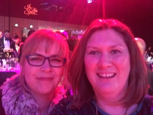 Susan Fouquier of RBS with Ann-Maree